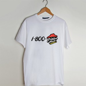 1 800 pizza hut t shirt men and t shirt women by fashionveroshop