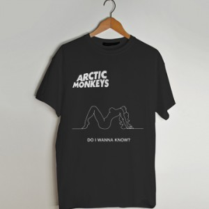 Arctic Monkeys Alex Turner adult unisex tshirt men and women