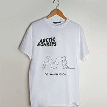 Arctic Monkeys alex turner t shirt men and t shirt women by fashionveroshop