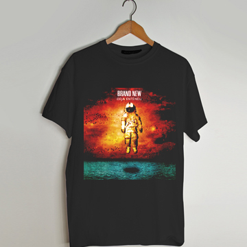 Brand new Deja Entendu t shirt men and t shirt women by fashionveroshop