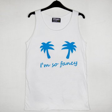 Iggy Azalea Coconut Trees i'm so fancy tank top men and tank top women by fashionveroshop