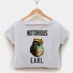 Deez Nuts For President 2016 crop shirt women clothing by fashionveroshop