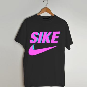 Sike funny parody t shirt men and t shirt women by fashionveroshop
