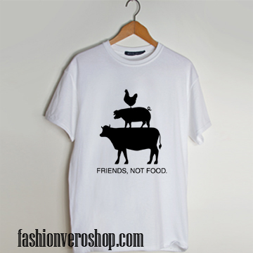 Friends, Not Food - Vegetarian