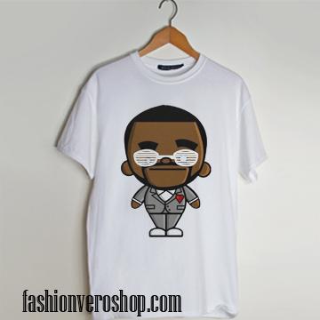 Kanye West cartoon