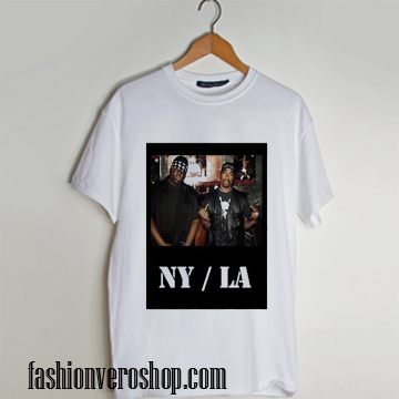 NY LA big notorious tupac biggie
