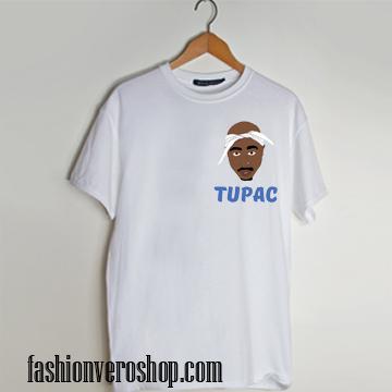 c9dd30645f5 Tupac cartoon t shirt men and t shirt women by fashionveroshop