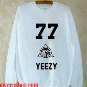 77 Yeezy Sweatshirt