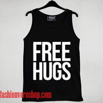 Free hugs Tank top women