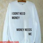 #Blessed Sweatshirt