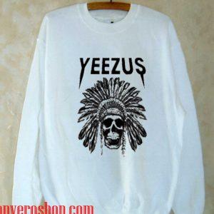 Yeezus Tour Kanye West Sweatshirt