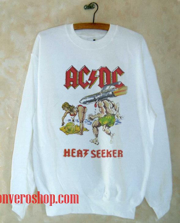 acdc seeker Sweatshirt