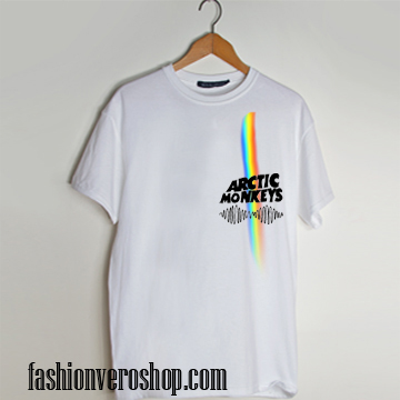 arctic monkey rainbow T Shirt