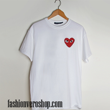 873c80df comme des garcons funny womens and girls T shirt