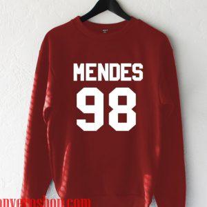 shawn mendes 98 Sweatshirt