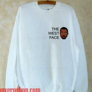the west face kanye Sweatshirt