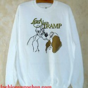 Lady and the tramp Sweatshirt