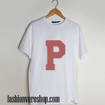 P fashion T shirt