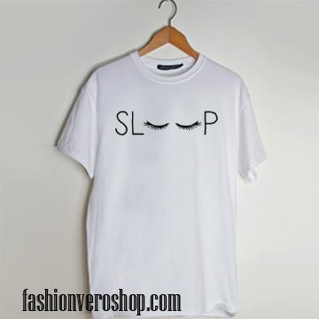 Sleep sleeping T shirt