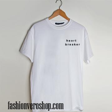 heart breaker T shirt