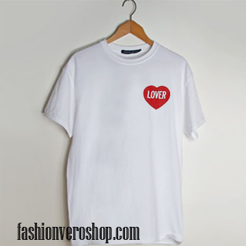 lovers heart harry style T shirt