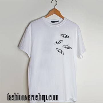space cool alien T shirt