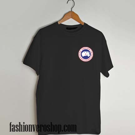 Canada goose arctic program t shirt for Canada goose t shirt