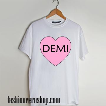 Demi Lovato T shirt