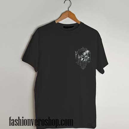 Obey x Dr Woo Paradise Luke Hemmings T shirt
