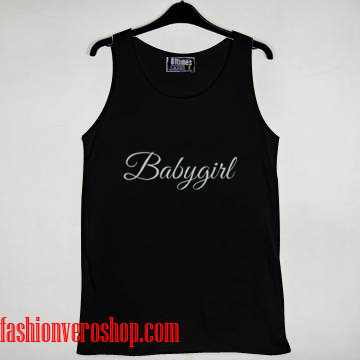 baby girl Tank top women