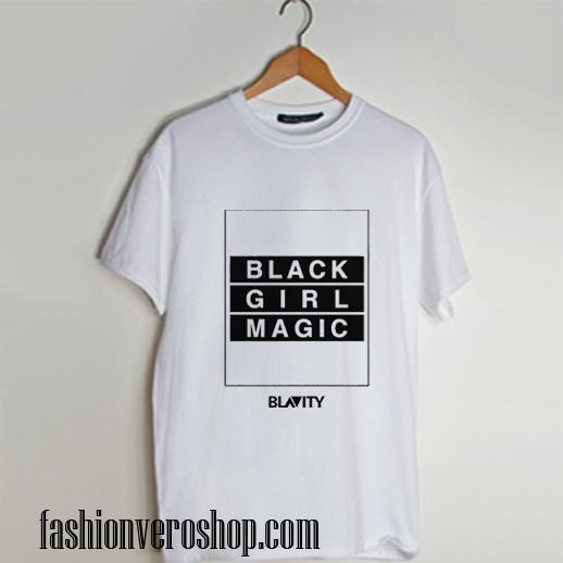 cb0d7f6ff black girl magic T Shirt