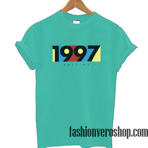1997 only new nork T shirt