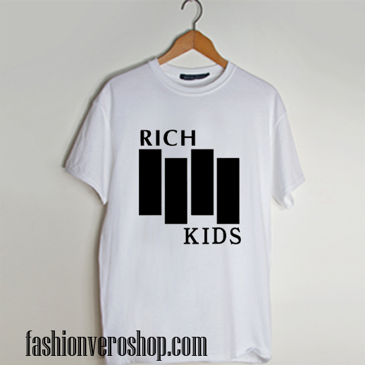 Rich kids T shirt