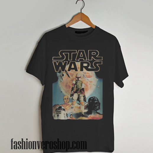 Vintage Star Wars T shirt