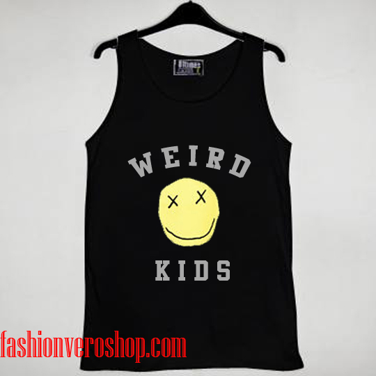 Weird Kids Tank top