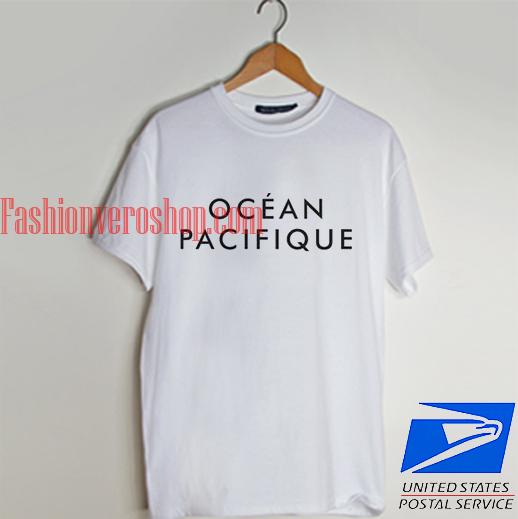 Ocean Pacifique T shirt