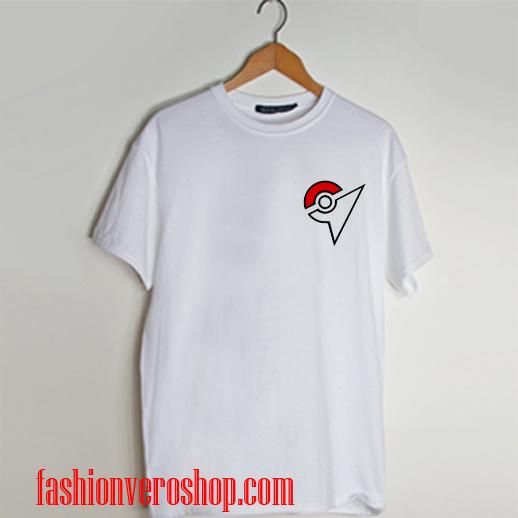 Pokemon - Gym Logo T shirt