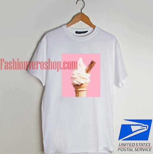 Ice Cream Cone T shirt
