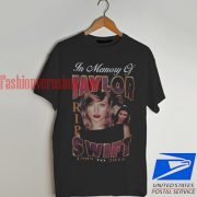 In Memory of tailor swift T shirt