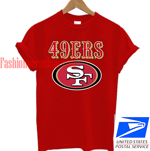 best sneakers 550f3 67ec6 cheap san francisco 49ers t shirts
