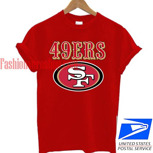 best sneakers b360b 84b58 cheap san francisco 49ers t shirts