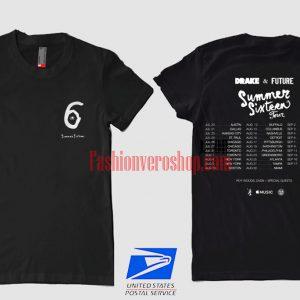 Summer sixteen tour T shirt Band