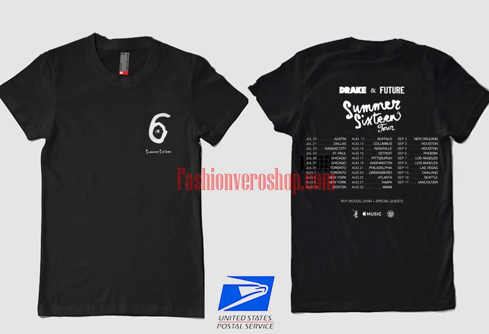 81a485ca25db Summer sixteen tour T shirt Band