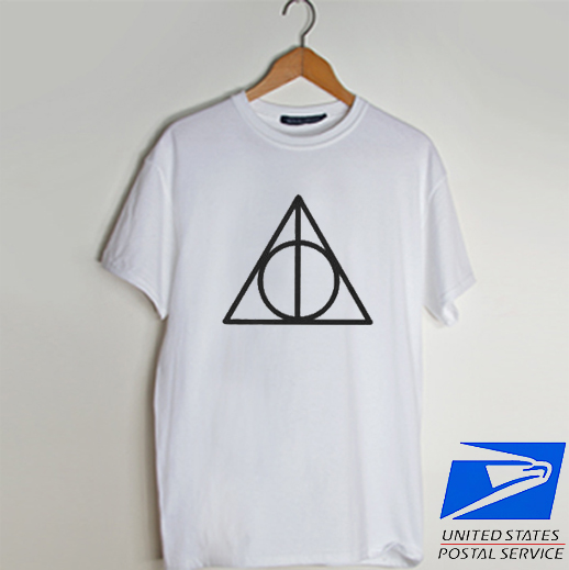 deathly hallows T shirt
