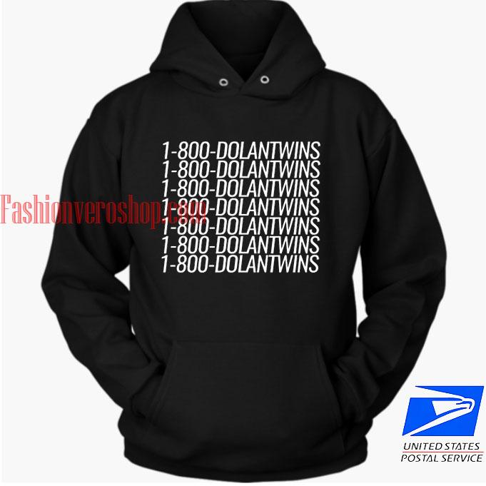 1-800 Dolan Twins hoodie