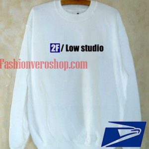 2F low studio Sweatshirt