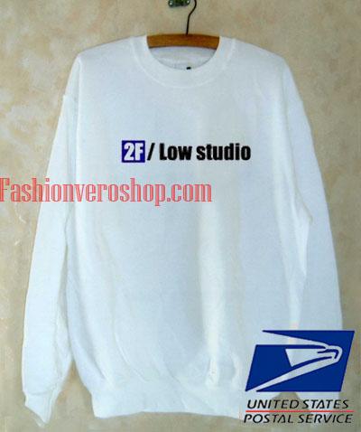 2F low studio Sweatshirt