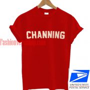 MILEY CYRUS CHANNING TATUM T shirt