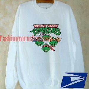 Teenage mutant ninja Sweatshirt