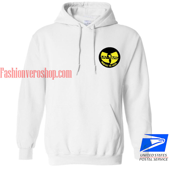 wu tang clan protect ya neck hoodie. Black Bedroom Furniture Sets. Home Design Ideas